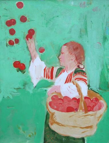De rode appels
