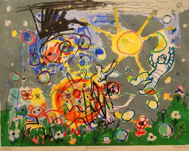 Evolutie droom, 90/125