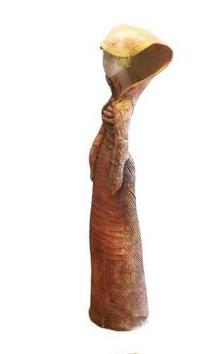 Slangen vrouw