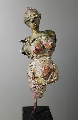 De trotse vrouw 2, unicum