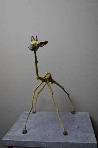 Girafveulen, 4/8