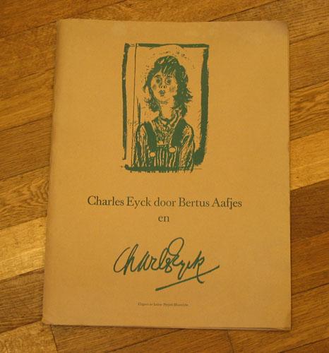 Charles Eyck door Bertus Aafjes