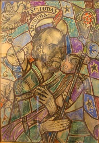 St.-Judas Thadeus