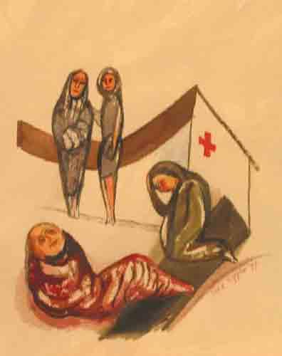 Genezing van zieken